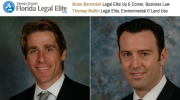 Two Nason Yeager Attorneys Make 2018 Florida Trend Legal Elite List