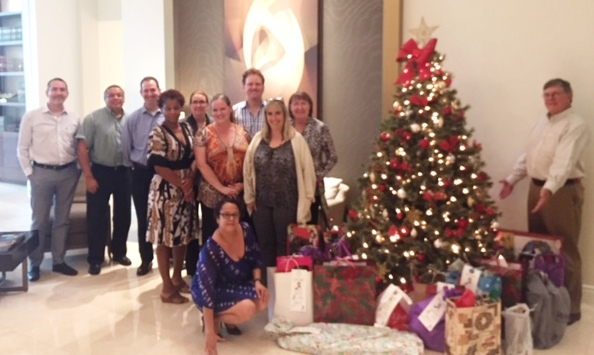 Nason Yeager Participates in Angel Tree Charity Program