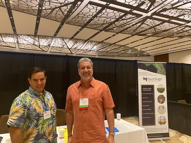 John Fumero and Carlyn Kowalsky Speak at the 34rd Annual Environmental Permitting Conference